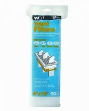 Vent Register Filters, New, Free Shipping