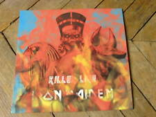 IRON MAIDEN Killer live LP Live colorado 2000