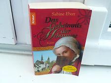 BUCH BESTSELLER DAS GEHEIMNIS DER HEBAMME SABINE EBERT ROMAN TASCHENBUCH BOOK !!