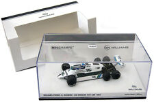 Minichamps Williams Ford FW08B 6 Wheeler Test Car 1982 - K Rosberg  1/43 Scale