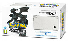 DSi - Pokemon White Dsi (Reshiram & Zekrom Edition) - Brand New & Sealed
