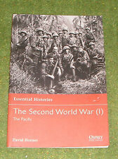 OSPREY MILITARY ESSENTIAL HISTORIES THE SECOND WORLD WAR (1) THE PACIFIC