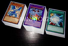 Yugioh Kaiba's Blue-Eyes Deck! Neo Ultimate Dragon Shining Stone Obelisk God!!!!