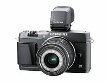 Olympus PEN e-p5 16,1 MP Fotocamera Digitale-Nero (Kit con 14-42mm II R Obiettivo)