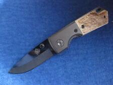 Puma TEC Taschenmesser Keramikklinge Hirschhorn Einhandmesser NEU 278808