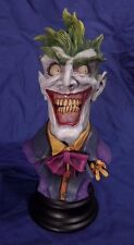 """The Joker"" resin model kit bust sculpted by Gabe Perna"