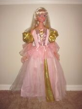 Vintage Barbie Doll 1992 3FT Life Size Doll