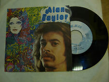 "ALAN TAYLOR""SONG FOR MAGDALENA(V.ROSSI)'"" disco 45 giri BLUE 1977"""