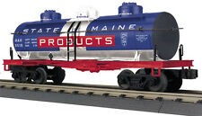MTH 30-73384 O State of Maine 3D Tank Car LN/Box