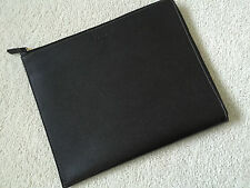 Paul Smith PS NOIR Safiano Cuir Tablette / Cache Ipad Mini / Air / air 2