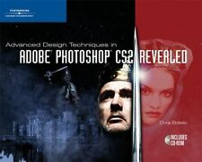 Advanced Design Techniques in Adobe Photoshop CS2, Revealed, Deluxe Education Ed