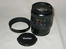 VIVITAR 28- 80mm AUTO FOCUS ZOOM LENS TO FIT MINOLTA AF