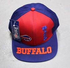 Vintage 90s Era Buffalo Bills snapback hat cap NFL bulls NEW