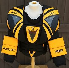 Reebok Premier Series Pro Stock Goalie Chest and Arm Protector Senior Large 1500