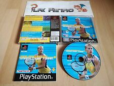 PLAY STATION PSX PS1 ANNA KOURNIKOVA'S SMASH COURT TENNIS COMPLETO PAL ESPAÑA