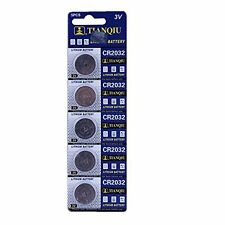 10 x CR2032 DL2032 BR2032 LM2032 KL2032 5004LC Lithium Button Cell Watch Battery