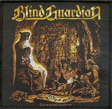 """BLIND GUARDIAN AUFNÄHER / PATCH # 5 """"TALES FROM THE TWILIGHT WORLD"""""""