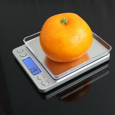 Fashion Digital Pocket Scale 3Kg/0.1g Jewelry Scale Electronic  Weight Scale