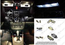 23 X WHITE Light SMD LED Interior Package Kit For VW Volkswagen Touareg T3