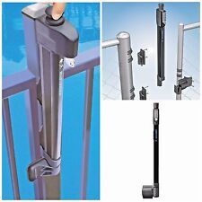 Magnetic Gate Lock New Magna Latch Pool Vertical Pull Fence Child Pet Safety 3