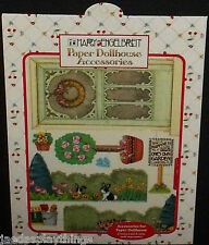 Mary Engelbreit Magnetic Dollhouse Accessories NEW in Package FREE US Shipping
