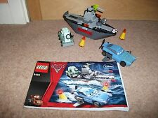 LEGO Disney Pixar Cars 2 fuga in mare (8426)