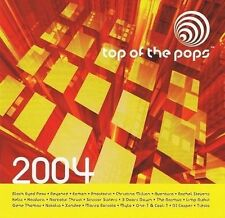Top Of The Pops 2004 2CD Album Universal 2004
