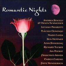 Romantic Nights (CD, Apr-1999, RCA)