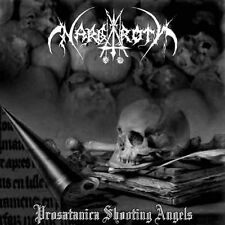 Nargaroth - Prosatanica Shooting Angels GREEN LP - NEW Limited 100 - Black Metal