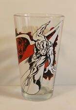Silver Surfer 'TOON TUMBLER 16 oz.Pint Glass