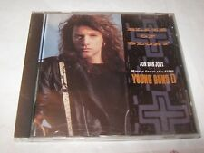 JON BON JOVI ~ Blaze of Glory ~ 1990 ~ Rare Promo CD ~ 2 Tracks ~ CDP-279