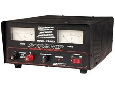 New Pyramid PS36KX Heavy Duty 32 Amp Constant Regulated AC/DC Power Supply