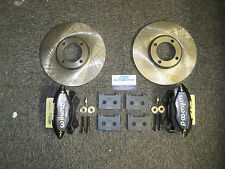 Mk1 Mk2 Escort Rs2000 Capri 2.8i Wilwood Powerlite 4 Pot Brake Set Up