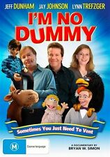 IM NO DUMMY BRAND NEW SEALED COMEDY DVD JEFF DUNHAM JAY JOHNSON LYNN TREFZGER