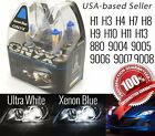 2x Xenon Headlight Halogen Bulb Replacement Ultra White 5500k or Blue 8000k HID