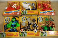FISHER PRICE IMAGINEXT CASTLE FIGURES DRAGON KNIGHT HORSE PHOENIX ARCHER WOLF NU