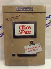 OFFICE SPACE MOVIE SPECIAL EDITION DVD USED