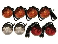 LAND ROVER SERIES 2A&3 DEFENDER 90/110 SIDE-FLASHER-BRAKE LAMP KIT PART # DA1077