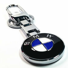 CAR LOGO Key Chain Metal.Double side. Key Ring For BMW*FREE SHIPPING