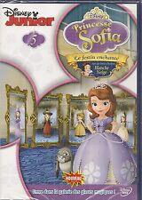 """DVD """"Princesse Sofia - 5 - Le festin enchanté"""" -  NEUF SOUS BLISTER"""