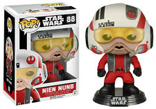 "EXCLUSIVO STAR WARS NIEN NUNB CON EL CASCO 3.75"" POP VINYL FIGURA FUNKO"