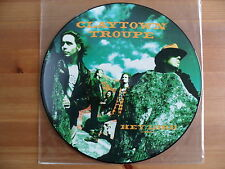 "CLAYTOWN TROUPE - HEY LORD - 12"" VINYL PICTURE DISC SINGLE"