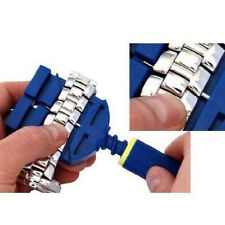 2016 Watch Band Link Remover Bracelet Strap Adjuster Repairing Tool+2 Extra Pins