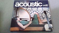"WORLD MESTIZO ENSEMBLE ""ACOUSTIC VOL 2""  CD 14 TRACKS PRECINTADO"