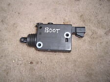2000 VAUXHALL VECTRA HATCHBACK BOOT RELEASE SOLINOID, FAST DISPATCH CAR PART