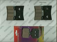 Ducati Disc Brake Pads ST2/ST4/ST4S 1999-2003  Front & Rear (3 sets)