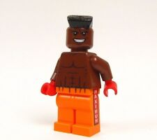LEGO custom STREET FIGHTER video game karate ninjago - - - - - -  DEE JAY