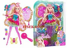 Barbie Fashion Pink Fairy Doll Decorate it Wear it Sweet Scent Blonde Hair NEW