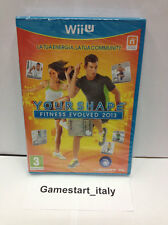YOUR SHAPE FITNESS EVOLVED 2013 (NINTENDO WII U) VIDEOGIOCO NUOVO SIGILLATO