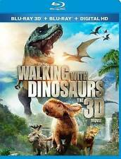Walking with Dinosaurs 3D + Blu-ray + DVD Deluxe Edition (2-Disc Set)  **NEW**